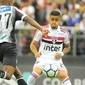 Lesão é detectada e São Paulo ficará sem Everton por três semanas