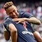 Sem quedas, Neymar sobe no conceito de torcida e imprensa
