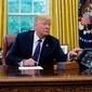 Trump anuncia 'grande acordo comercial' entre EUA e México