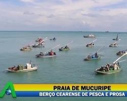 Novas Fronteiras: Praia de Mucuripe é destaque econômico no Ceará