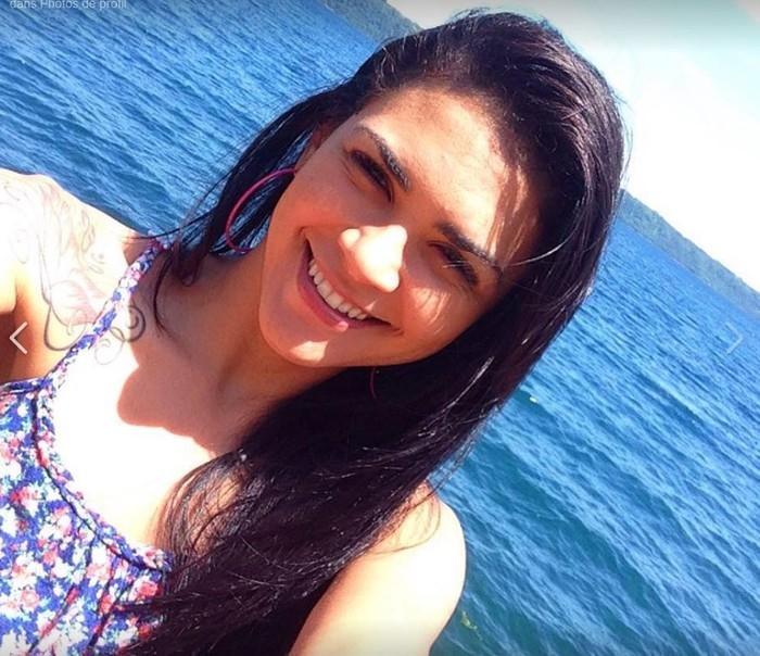 Raynéia Gabrielle Lima foi assassinada na Nicarágua (Crédito: Reprodução)