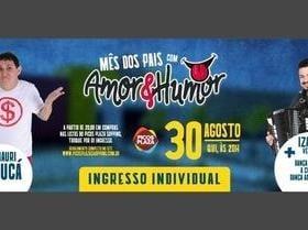 Amauri Jucá se apresenta hoje no Picos Plaza Shopping