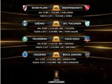 Confira datas e horários das quartas de final da Libertadores