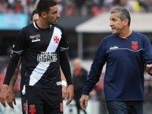 Jorginho blinda jogadores após terceira derrota seguida do Vasco