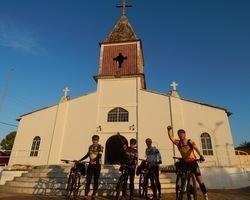 Amigos se aventuram em uma Ciclo viagem de Fortaleza a Belém.