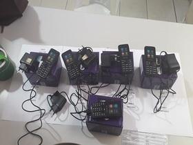 Município faz aquisição de cinco telefones para setores da SEMAS