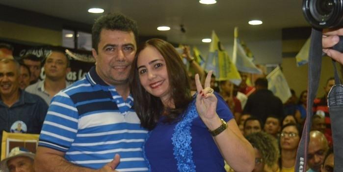 Ex prefeito Dr Moisés Barbosa oficializa candidatura a Dep. Federal