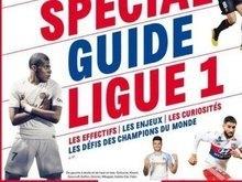 Revista 'esquece' Neymar em capa de guia do Campeonato Francês