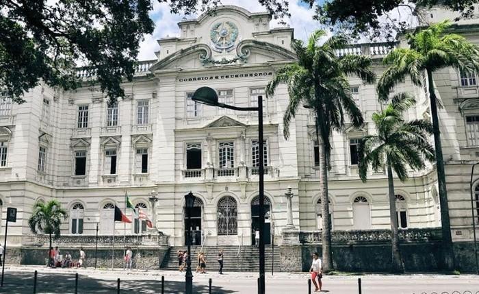 Paço Municipal de João Pessoa  (Crédito: Gilberto Firmino/Secom-JP/Divulgação)