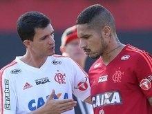 Barbieri diz que Guerrero dificilmente joga contra o Cruzeiro