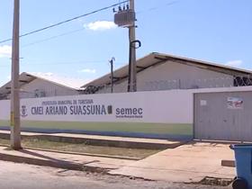Bandidos invadem creche e trocam tiros com a polícia em Teresina
