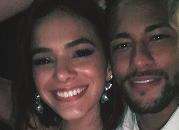 Bruna Marquezine e Neymar  (Crédito: Reprodução/Instagram)