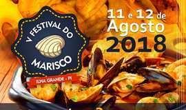 V edição do Festival do Marisco em Ilha Grande.