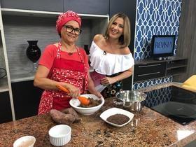 Revista Meio Norte ensina a preparar brigadeiro de batata doce