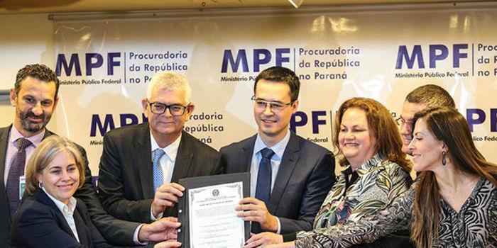 Mais de R$ 1 bi é devolvido à Petrobras  recuperado pela Lava Jato