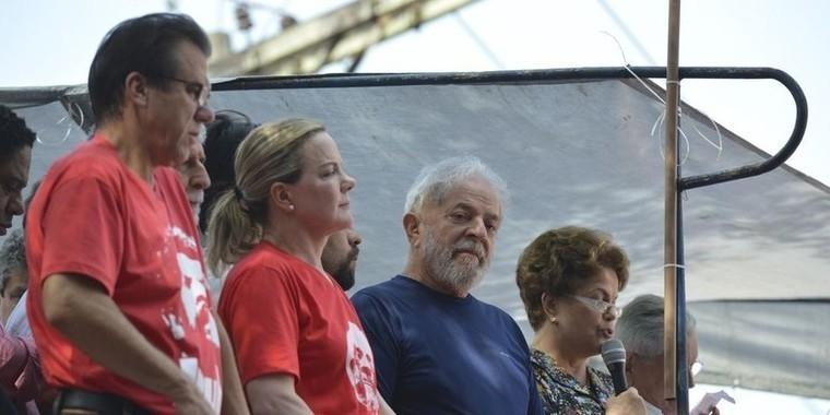 Quinta turma do STJ nega recurso pedindo soltura de Lula