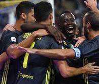 CR7 passa em branco de novo, mas Juventus vence o Parma