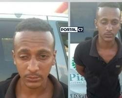 Homem é preso após furtar Moto em Amarante
