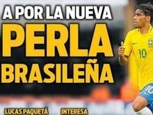 Lucas Paquetá está na mira do Barcelona, diz jornal
