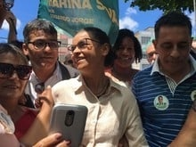 Marina Silva fala sobre corrupção: 'É possível fazer sem roubar'