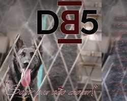 DB 5, banda de rock de Demerval Lobão lança arte do primeiro álbum