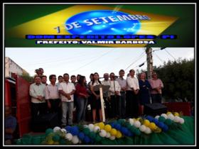 Após 24 anos Dom Expedito Lopes realiza desfile cívico