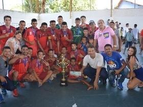 Campo Largo vence I Copa Norte Prata da Casa
