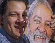 Haddad se reúne com Lula; anúncio da troca de candidatos será hoje