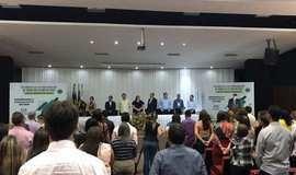 Secretária de saúde Bruna Lara participa de congresso estadual