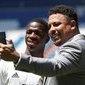 Ronaldo quer levar Vinicius Júnior para o Valladolid por empréstimo