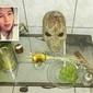 Polícia investiga se mulher morta em ritual satânico foi envenenada