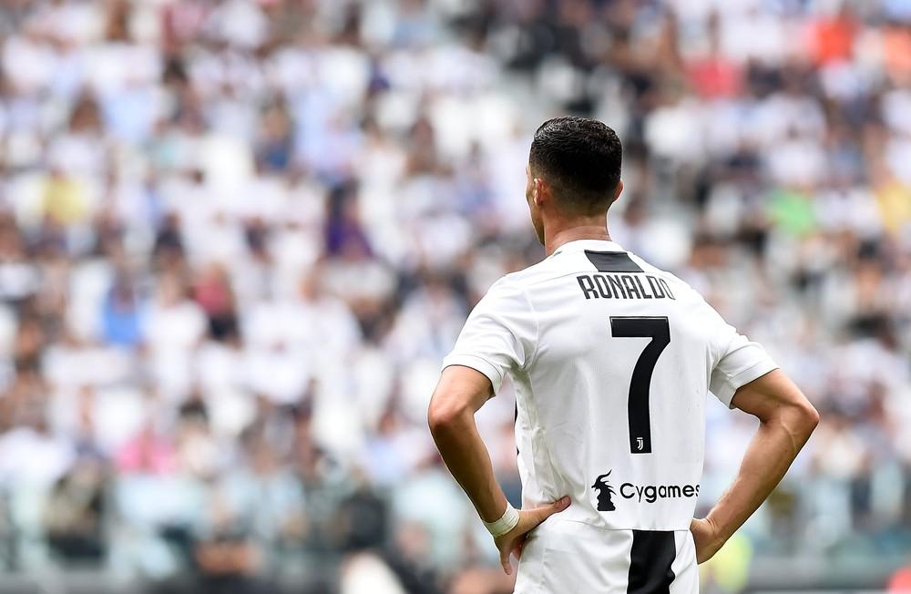 d1d0127b1c Cristiano Ronaldo celebra primeiros gols pela Juventus