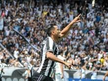 Botafogo vence o América-MG por 1x0 e respira no Campeonato