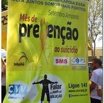 Campanha de Prevenção ao suicídio-setembro amarelo
