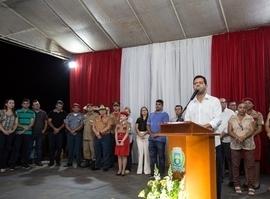 Escola dos Bombeiros é entregue oficialmente à população