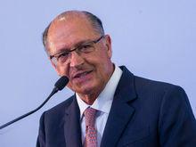 Alckmin: 'PT já está no segundo turno; não penso isso do Bolsonaro'