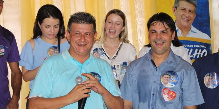 Reunião de candidato Zé Filho reúne centenas de pessoas em JF