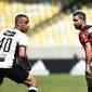 No Maracanã lotado, Flamengo perde para o Ceará e se afasta