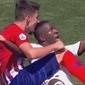 Vinicius Junior faz dois e leva mordida em empate do Real Castilla