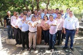Marcelo fecha com 24 dos 29 vereadores de Teresina
