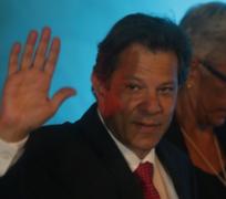 Haddad diz que já esperava ser alvo de adversários em seu 1º debate