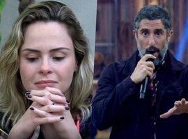 Ana Paula critica Mion ao vivo após brincadeira do apresentador