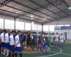 Prefeitura de Avelino Lopes inaugura Ginásio Poliesportivo
