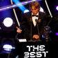 Modric desbanca CR7 e é eleito o melhor do mundo de 2018