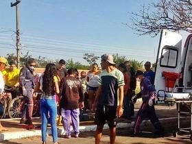 Colisão entre moto deixa um ferido no interior do Piauí