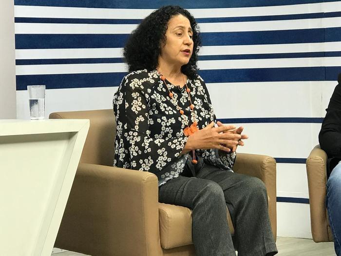 Sueli Rodrigues  (Crédito: W. Benário/ Portal Meio Norte)