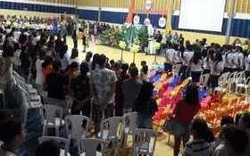 Abertura da XIX Feira Cultural do PCIME