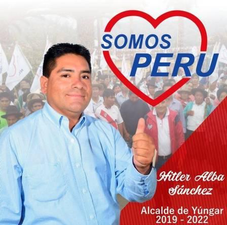 Hitler do Peru