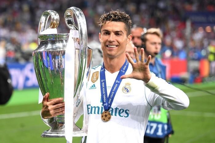Artilheiro da Liga dos Campeões, Cristiano Ronaldo é cotado para levar terceiro prêmio The Best seguido  (Crédito:  Laurence Griffiths/Getty Images)