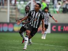 Atlético MG resolve no primeiro tempo e goleia o Sport no Horto